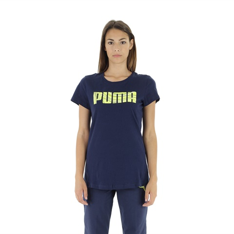 T-SHIRT ACTIVE LOGO GRAPHIC DONNA PUMA
