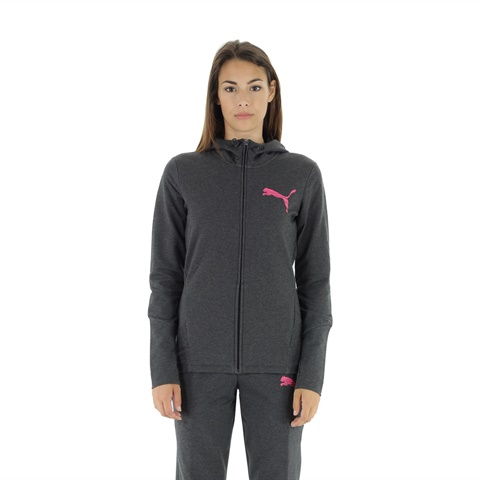 FELPA ACTIVE FULL ZIP DONNA PUMA