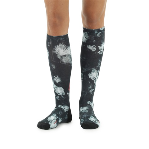 CALZE CROSSFIT PRINTED KNEE HIGH REEBOK