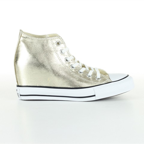 SCARPA ALL STAR LUX METALLIC DONNA CONVERSE