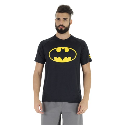 T-SHIRT TRANSFORM YOURSELF BATMAN CORE UOMO UNDER ARMOUR
