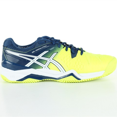 SCARPA GEL-RESOLUTION 6 CLAY UOMO ASICS