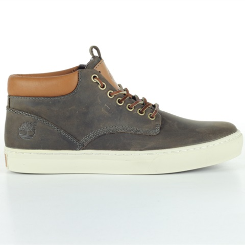 SCARPA CUPSOLE MID LTH BROWN UOMO TIMBERLAND