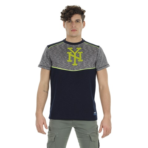 T-SHIRT BICOLOR UOMO FRANKIE GARAGE
