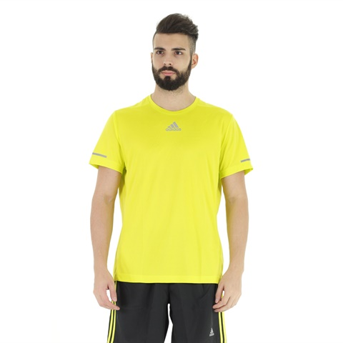 T-SHIRT SEQUENCIALS CLIMALITE RUNNING UOMO ADIDAS
