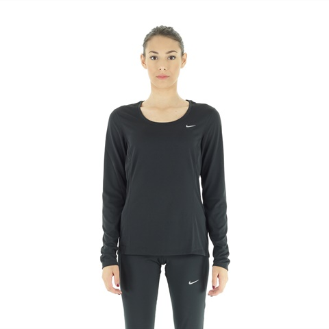 MAGLIA ZONAL COOLING CONTOUR DONNA NIKE