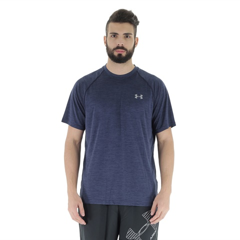T-SHIRT A MANICA CORTA TECH UOMO UNDER ARMOUR