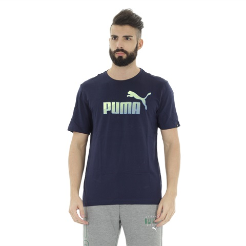 T-SHIRT MC LOGO UOMO PUMA