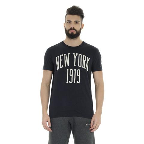 T-SHIRT NEW YORK UOMO CHAMPION