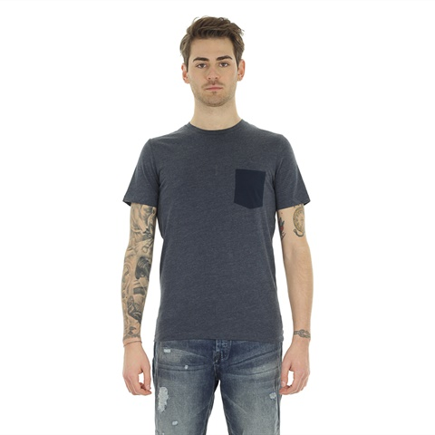 T-SHIRT TABLE POCKET NOOS UOMO JACK E JONES