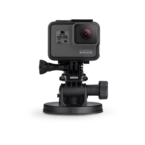 SUPPORTO A VENTOSA GOPRO