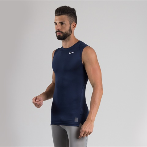 SMANICATA PRO - COMPRESSION SLEEVELESS UOMO NIKE