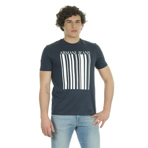 T-SHIRT GRAPHIC UOMO ARMANI JEANS