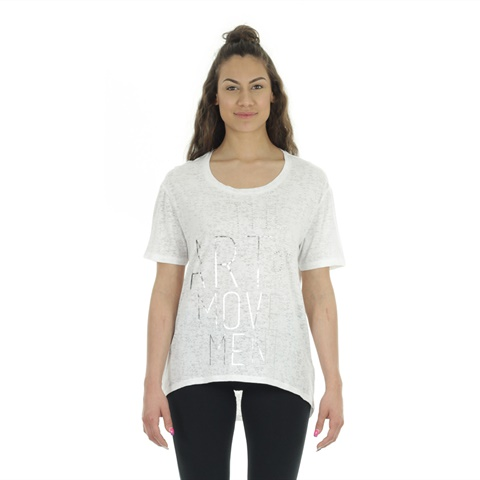 T-SHIRT ACTIVE STAMPA DONNA FREDDY