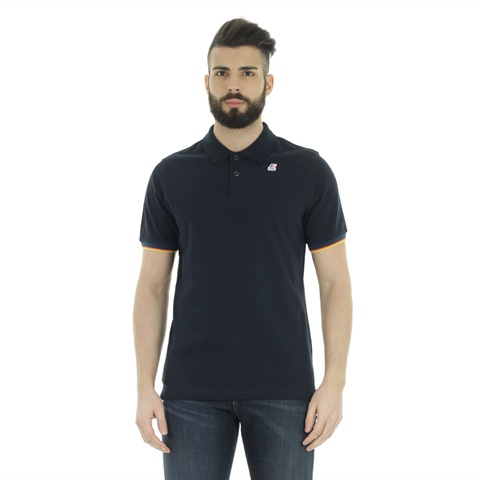 POLO VINCENT CONTRAST UOMO KWAY