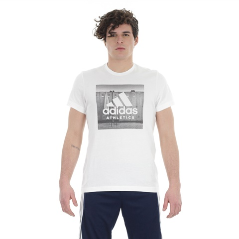 T-SHIRT ATH GRAPHIC UOMO ADIDAS