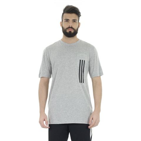 T-SHIRT ATH TASCHINO 3STRIPES UOMO ADIDAS