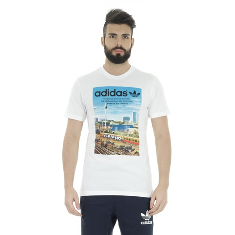 T-SHIRT PHOTO GRAPHIC UOMO ADIDAS