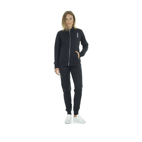 TUTA FULL ZIP STRETCH INVICTUS DONNA EVERLAST
