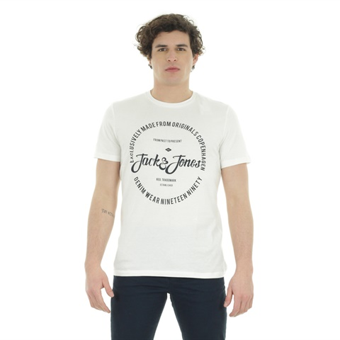 T-SHIRT CASUAL UOMO JACK E JONES