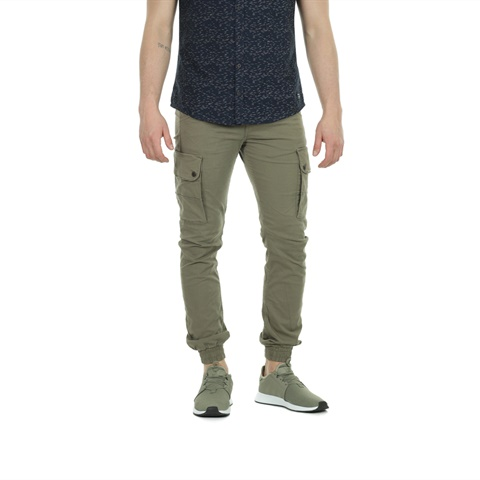 PANTALONE PAUL WARNER AKM 16 CARGO UOMO JACK E JONES