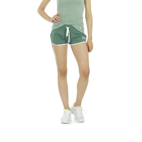 SHORT SET BASIC JERSEY STRETCH DONNA EVERLAST