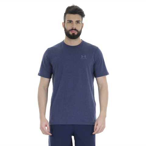 T-SHIRT SPORTSTYLE LEFT CHEST LOGO UOMO UNDER ARMOUR