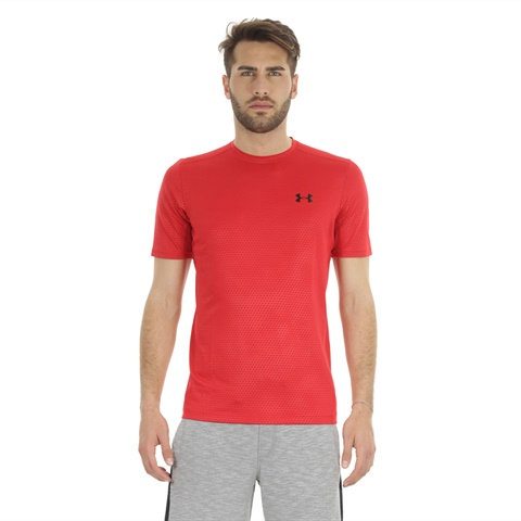 T-SHIRT A MANICA CORTA RAID MICROTHREAD UOMO UNDER ARMOUR