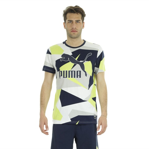T-SHIRT SPORT GRAPHIC UOMO PUMA