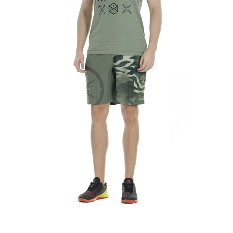 SHORT CAMO SPEED UOMO REEBOK
