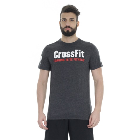 T-SHIRT CROSSFIT FORGING ELITE FITNESS UOMO REEBOK