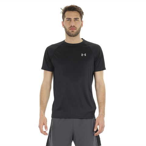 T-SHIRT HEATGEAR RUNNING UOMO UNDER ARMOUR
