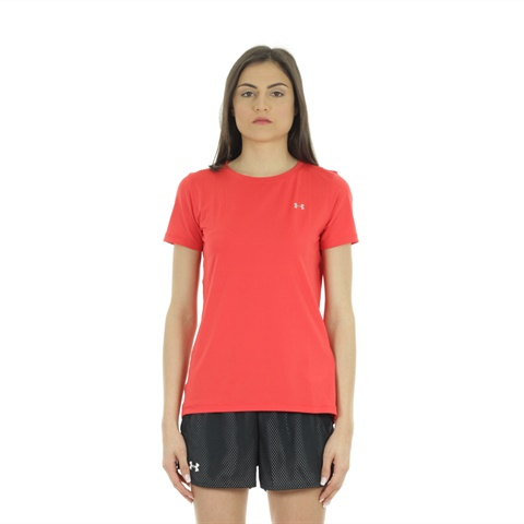T-SHIRT HEATGEAR ARMOUR DONNA UNDER ARMOUR
