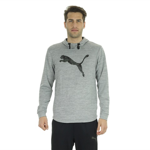 FELPA ACTIVE TRAINING TECH FLEECE HOODIE UOMO PUMA