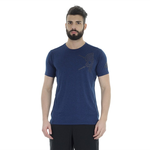 T-SHIRT FREELIFT TRI-COLOR UOMO ADIDAS