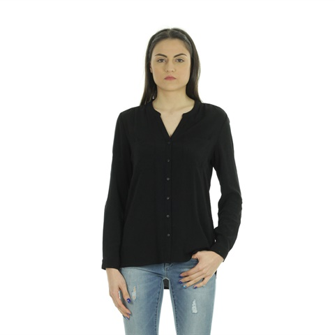 CAMICIA LOOSE LONG SLEEVED DONNA ONLY