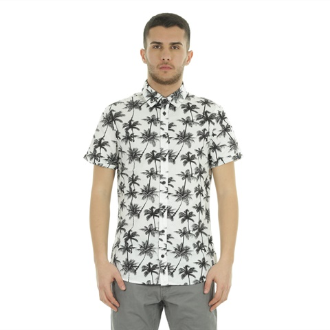 CAMICIA BEACH GRAPHIC PALME UOMO BLEND