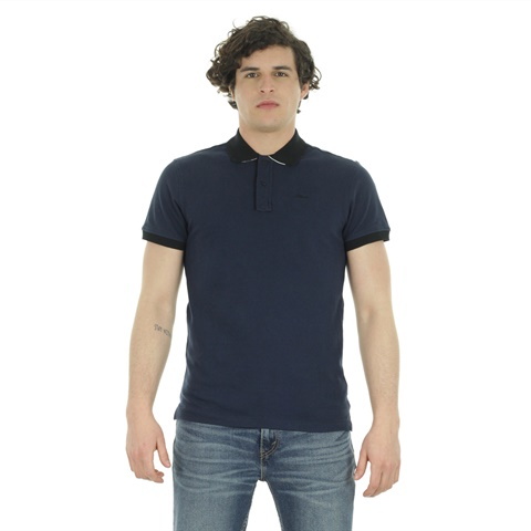 POLO PIQUET COLLO PARLATO UOMO BLEND