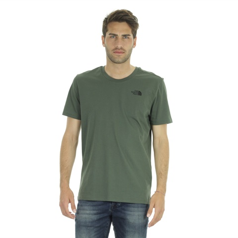 T-SHIRT SIMPLE SMALL LOGO UOMO THE NORTH FACE