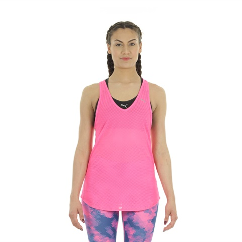 TANK-TOP ACTIVE TRAINING MESH IT UP DONNA PUMA