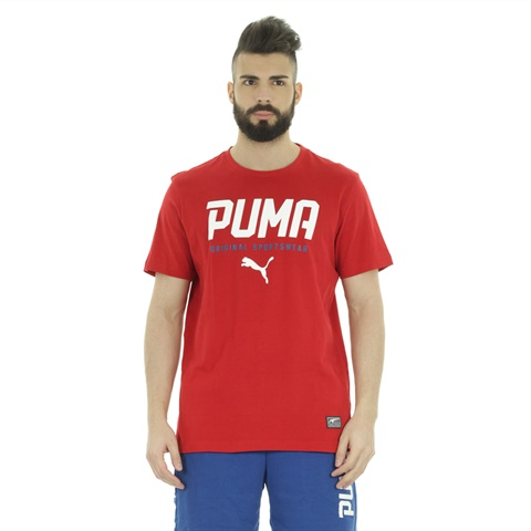 T-SHIRT TEC GRAPHIC UOMO PUMA