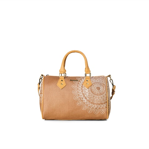 BAULETTO BOOLING CANVAS DONNA DESIGUAL