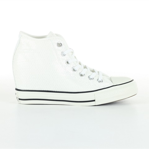SCARPA ALL STAR MID PAILLETTES DONNA CONVERSE