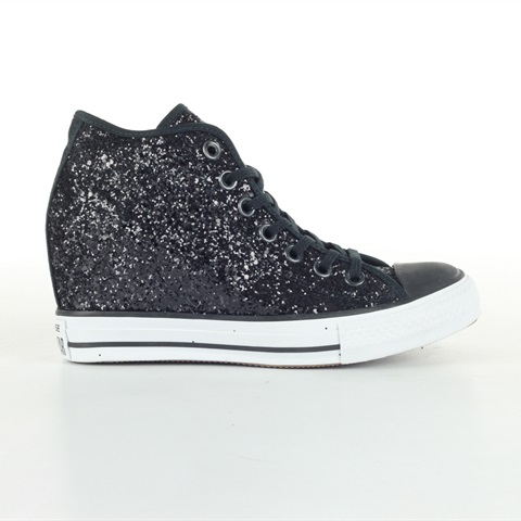 SCARPA ALL STAR MID GLITTER DONNA CONVERSE
