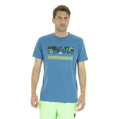 T-SHIRT JUNGLE UOMO QUIKSILVER