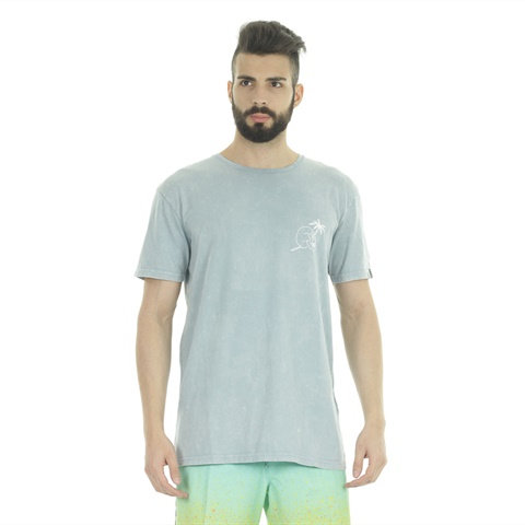 T-SHIRT PALM DELAVE UOMO QUIKSILVER