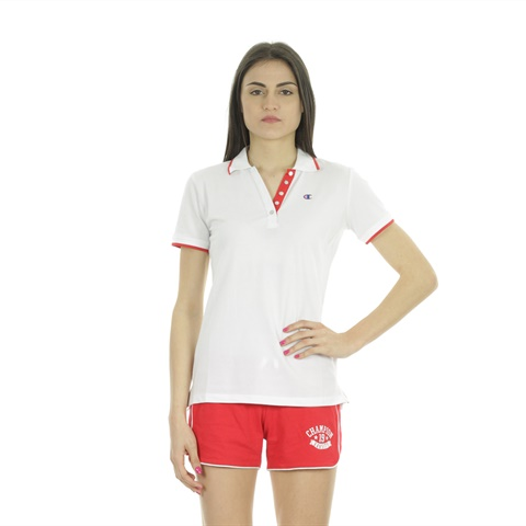 POLO PIQUET DONNA CHAMPION