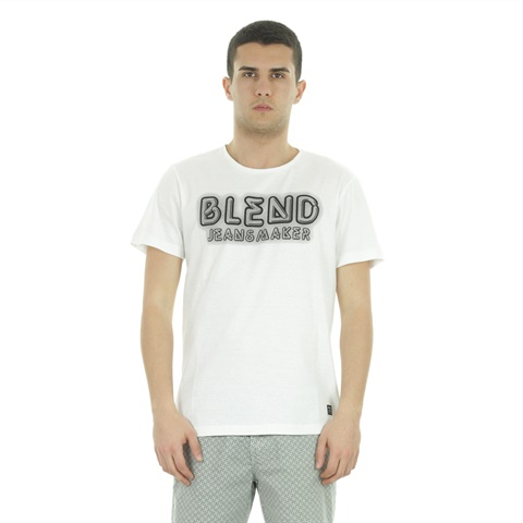 T-SHIRT GRAPHIC UOMO BLEND