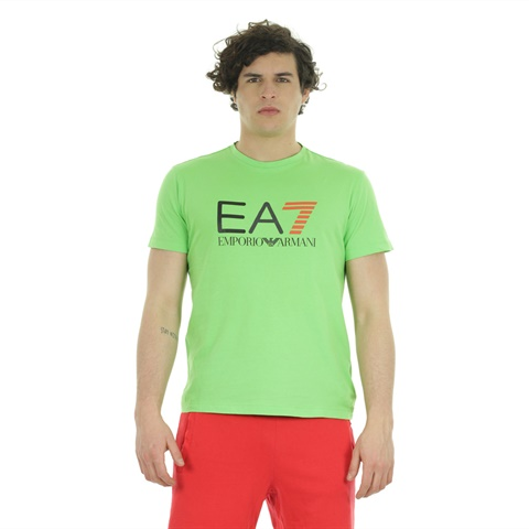 T-SHIRT BIG LOGO SERIES UOMO EA7