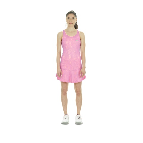 VESTITO TWICE TENNIS VIOLET DONNA LOTTO